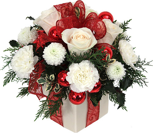 christmas flowers  send special flowers, Natural flower